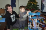 The strength of our inside urge - a toddler choses his own activity against looking at the TV